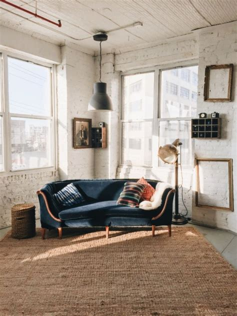 Industrial Rustic Living Room by 40 Amazing Living Room Ideas Loombrand
