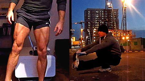 calisthenics leg workout   variations  street