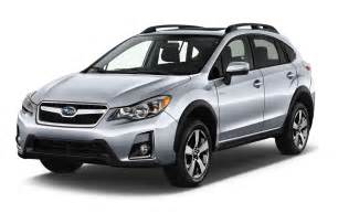 Subaru Hybrid Suv 2016 Subaru Xv Crosstrek Hybrid Reviews And Rating Motor