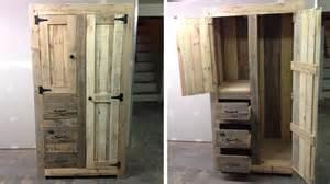 fabriquer meuble tv en palette artzein