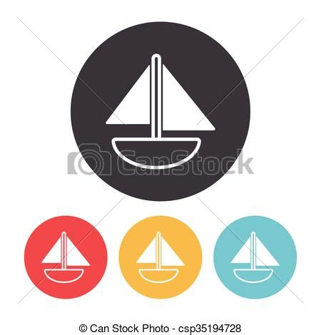 toy boat icon vector illustration of toy boat icon csp35194728 search