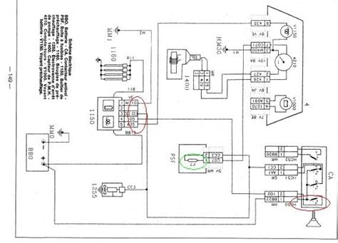wiring diagram for power sentry ps1400 sump