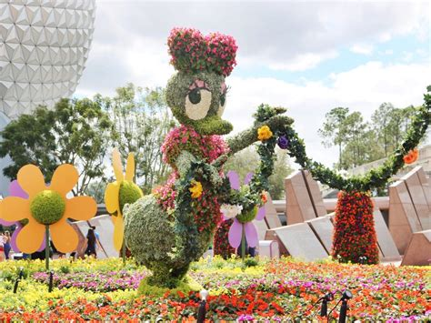 Epcot International Flower Garden Festival Epcot International Flower And Garden Festival Disney World Simply Sinova