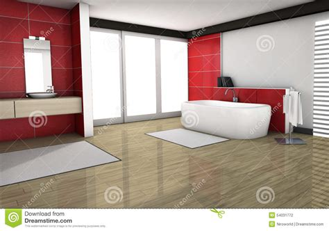 red marble bathroom bathroom with red granite tiles stock illustration image