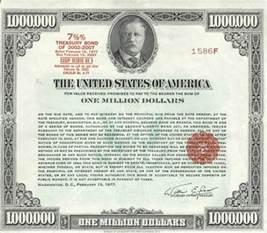 treasury bond financial portfolio wg