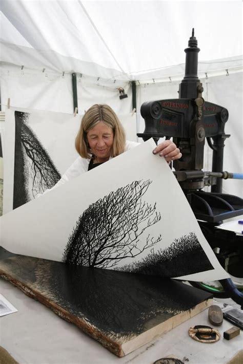 Merlyn Batik in on and printmaking