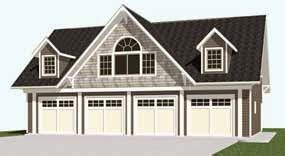 plan 57162ha 4 car apartment garage with style house apartment garage plans garage plans blog behm design