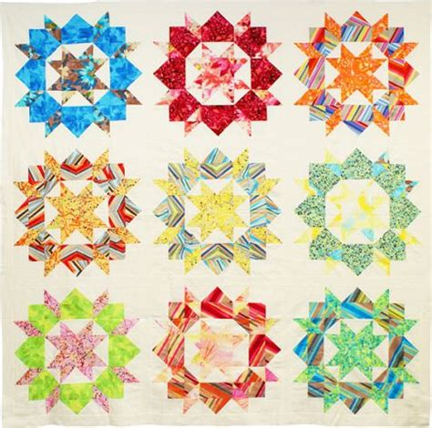 Free Swoon Quilt Pattern by Swoon Designer Pattern Robert Kaufman Fabric Company
