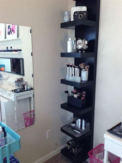 ikea bedroom displays 25 best lack shelf ideas on pinterest dressing table