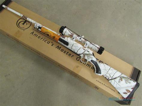 Thomson Predator thompson center venture predator snow camo sc for sale