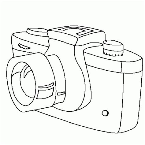 free camera to draw coloring pages