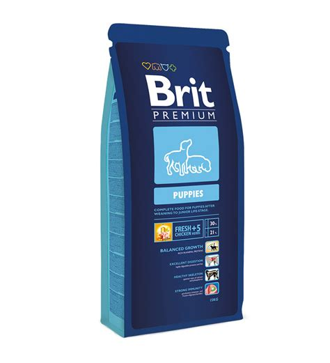wd food brit premium puppy food all breeds by brit premium food pets