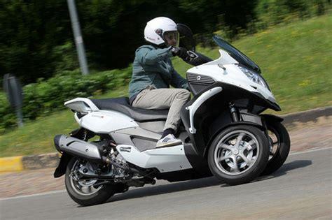 Dreirad Motorrad Roller by Neu Dreirad Roller Quadro 350s News Motorrad