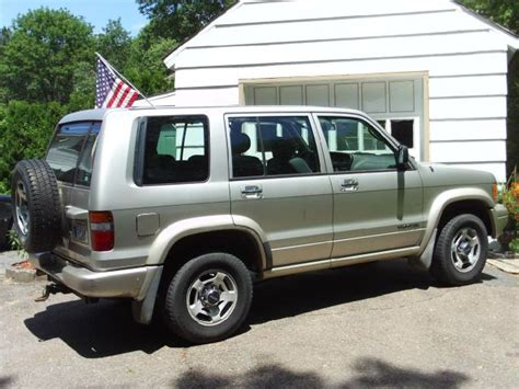 1997 isuzu trooper information and photos momentcar