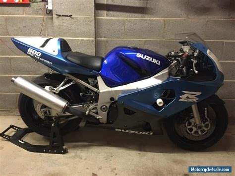 Suzuki Cbr 600 For Sale 2001 Suzuki Gsxr 600 For Sale In United Kingdom