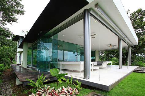 the modern home triangle house in costa rica idesignarch interior