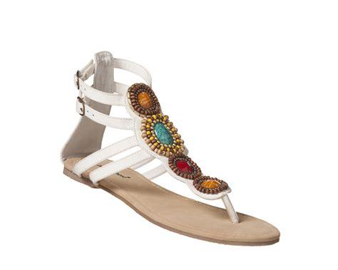 imagenes de sandalias jordan calzado primavera verano 2011 i sandalias planas