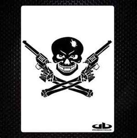 motorcycle stencils templates skull 2 airbrush stencil template motorcycle chopper paint