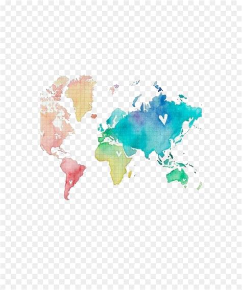 watercolor tattoo artists united states world map united states world map watercolor painting