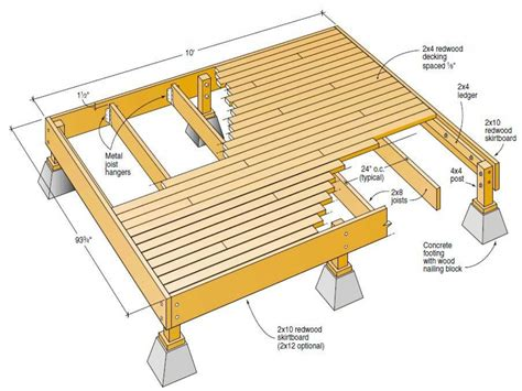 deck plans deck plans 28 images small above ground deck plans