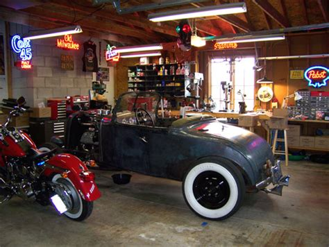 Rod Garages by Home Build Again The Jalopy Journal The Jalopy Journal