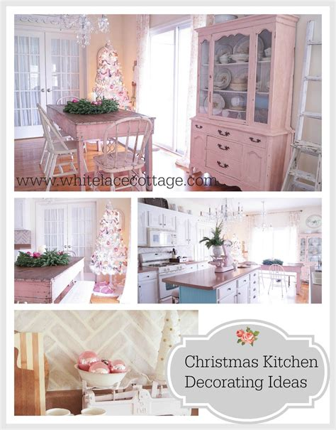 christmas kitchen decorating ideas christmas kitchen decorating ideas white lace cottage