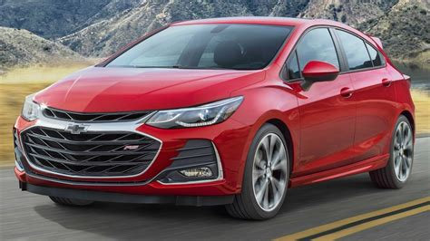 chevrolet cruze hatch rs  design youtube