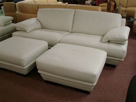 White Leather Sleeper Sofa by Natuzzi Leather Sleeper Sofa White Thomasville Leather