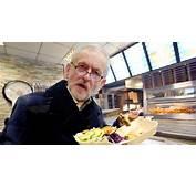 Vegetarian Jeremy Corbyn Spoke At The British Kebab Awards