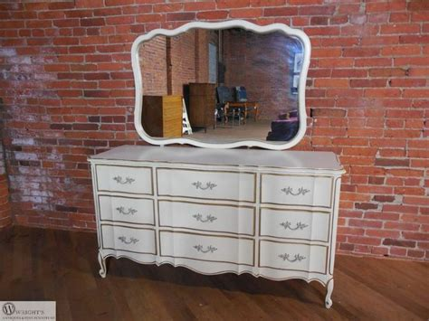 vintage french provincial dresser with mirror 32 best images about dixie dressers pieces on
