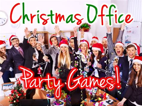 christmas games in office office