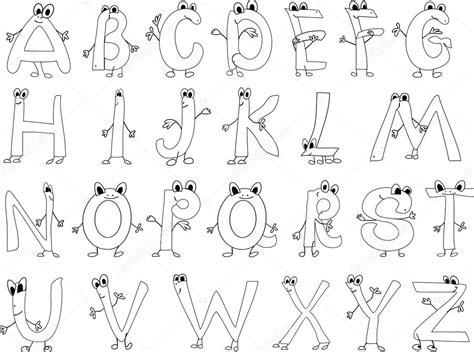 alphabet anglais dr 244 le de coloriage page image