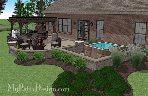My Patio Design 17 Best Images About House Designs On