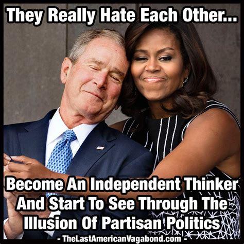 Meme Politics - false hate politics meme the last american vagabond