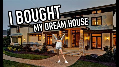 dream home source com i bought my dream house sneaking into vidcon vlog