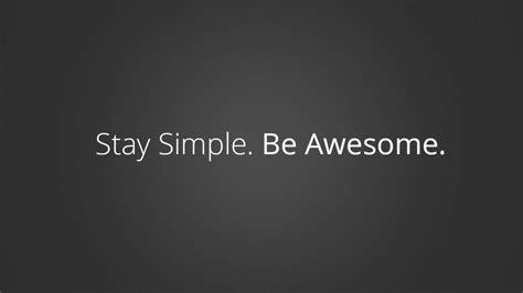 Stay Simple happy wednesday idrankthecfkoolaid