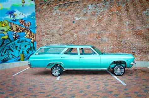 64 impala wagon lowrider 1965 chevrolet impala wagon outside the box lowrider