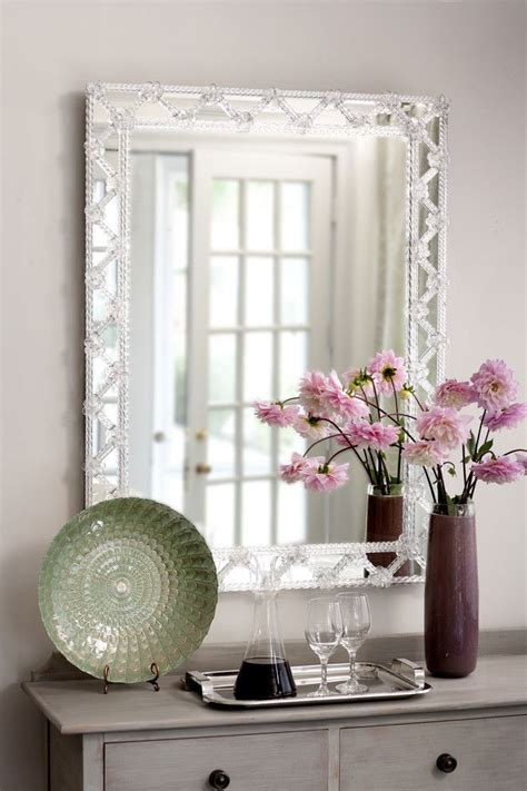 luxury living room decors with tapered round plain today s venetian glass mirrors