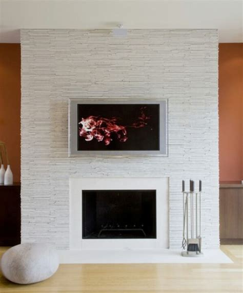 white stacked fireplace stacked quartz fireplace pueblo living dining