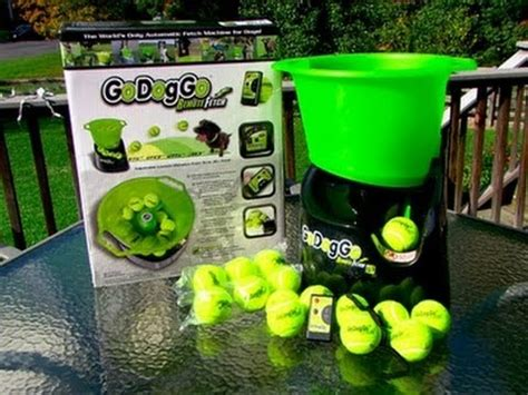 automatic thrower for dogs diy godoggo fetch machine automatic launcher interactive was recently