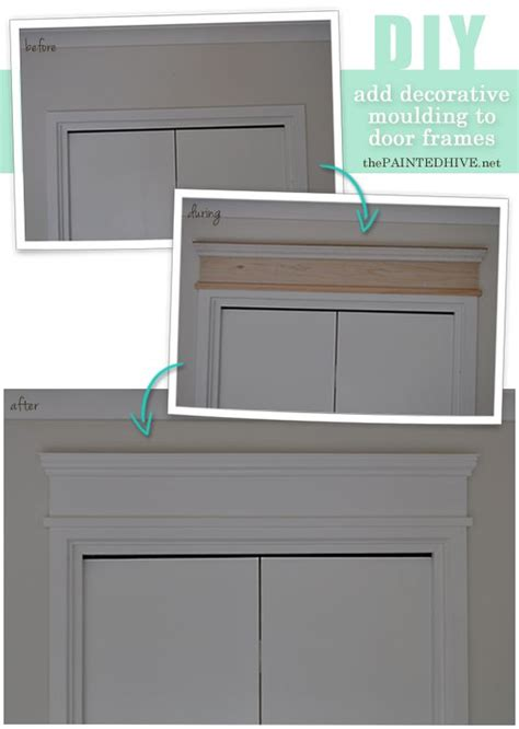 Add Moulding To Door by The World S Catalog Of Ideas