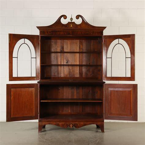 credenza libreria credenza libreria inglese librerie e vetrine