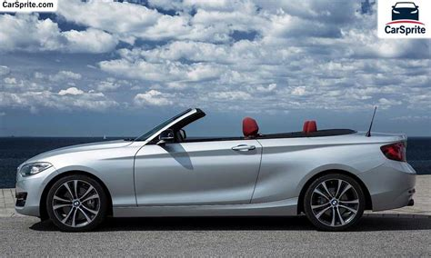 Bmw 1 Series Price In Oman by Bmw 2 Series Convertible 2017 Prices And Specifications In