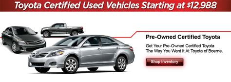 certified preowned toyota toyota certified pre owned autos post