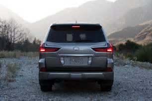 2016 lexus lx unveiled with new design and 8 speed auto