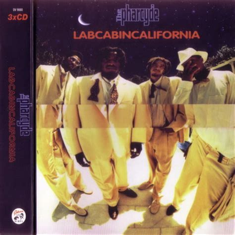 Lab Cabin California by School Hip Hop The Pharcyde Labcabincalifornia