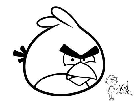 angry birds yellow bird coloring page red angry bird coloring page coloring pages guru