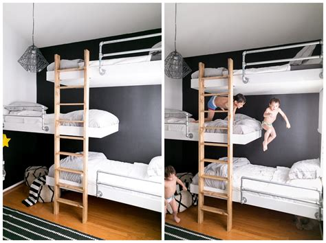 J Anne Photography Blog Triple Bunk Beds Eating A Bunk Bed Styles