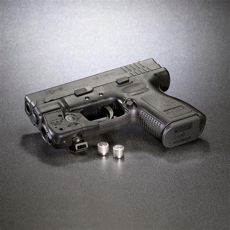 springfield xd tactical light streamlight 69291 tlr 6 tactical pistol mount flashlight