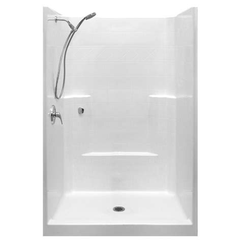 42 Inch Shower Stall by Ella Standard Sa 42 In X 42 In X 80 In 1 Low